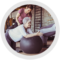 Variety of specialist Pilates and Yoga classes