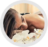 Massage rounded image