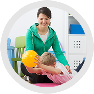 Children's physiotherapy assessment and treatment